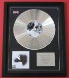 LINKIN PARK - A Thousand Suns CD / PLATINUM PRESENTATION DISC